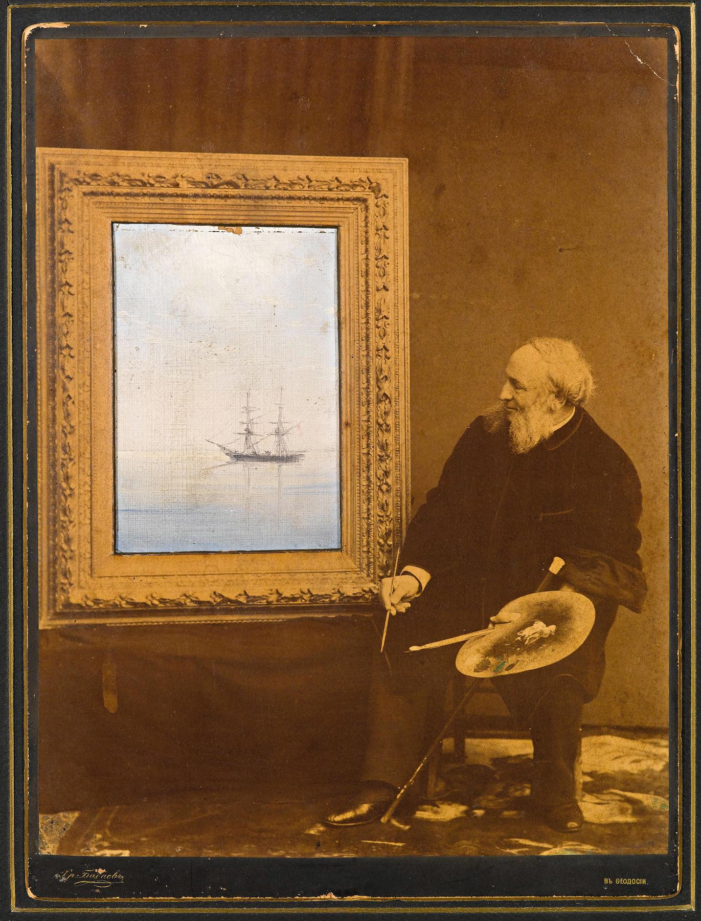 Meister des Pinsels, Herr der Meere - Dorotheum Kunst Blog