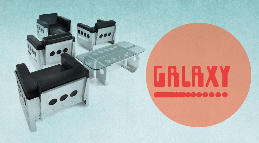 Galaxy Sitzgruppe