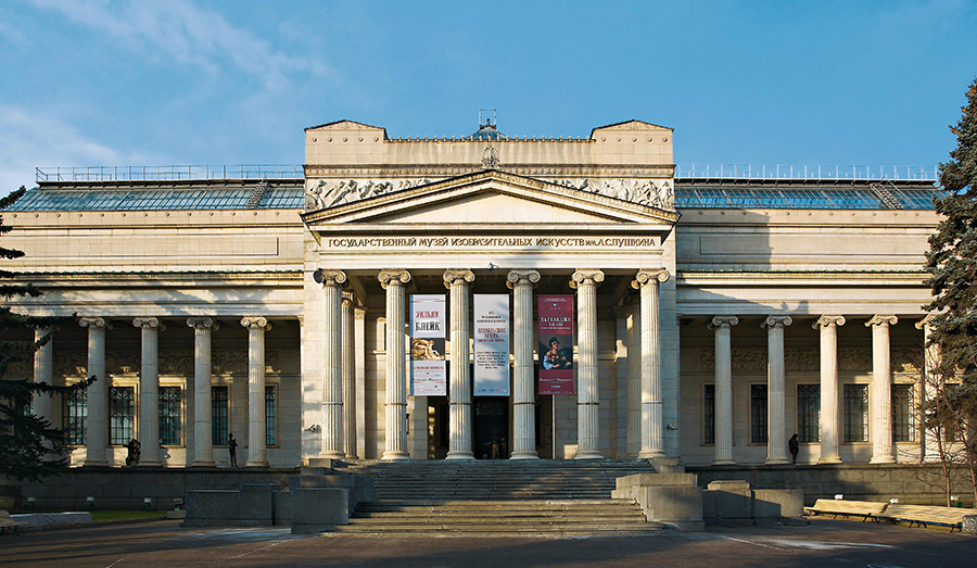 Photo: The Pushkin State Museum of Fine Arts