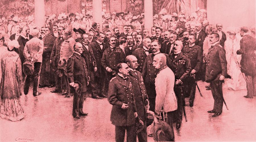 Hapsburg heritage: grand opening of Palais Dorotheum