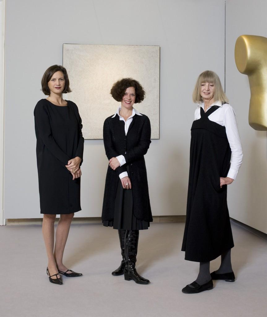 Experten Patricia Pálffy, Petra Schäpers und Elke Königseder