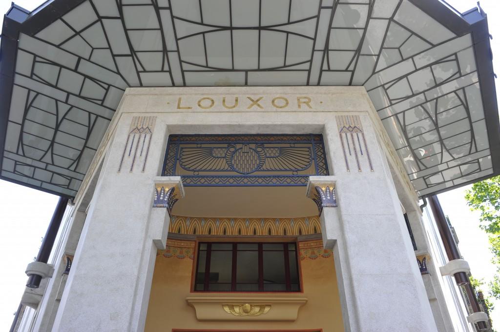 Paris Le Louxor