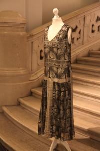 Abendkleid 1920er Jahre, Antiquitäten Auktion 31. März 2016, Rufpreis € 600