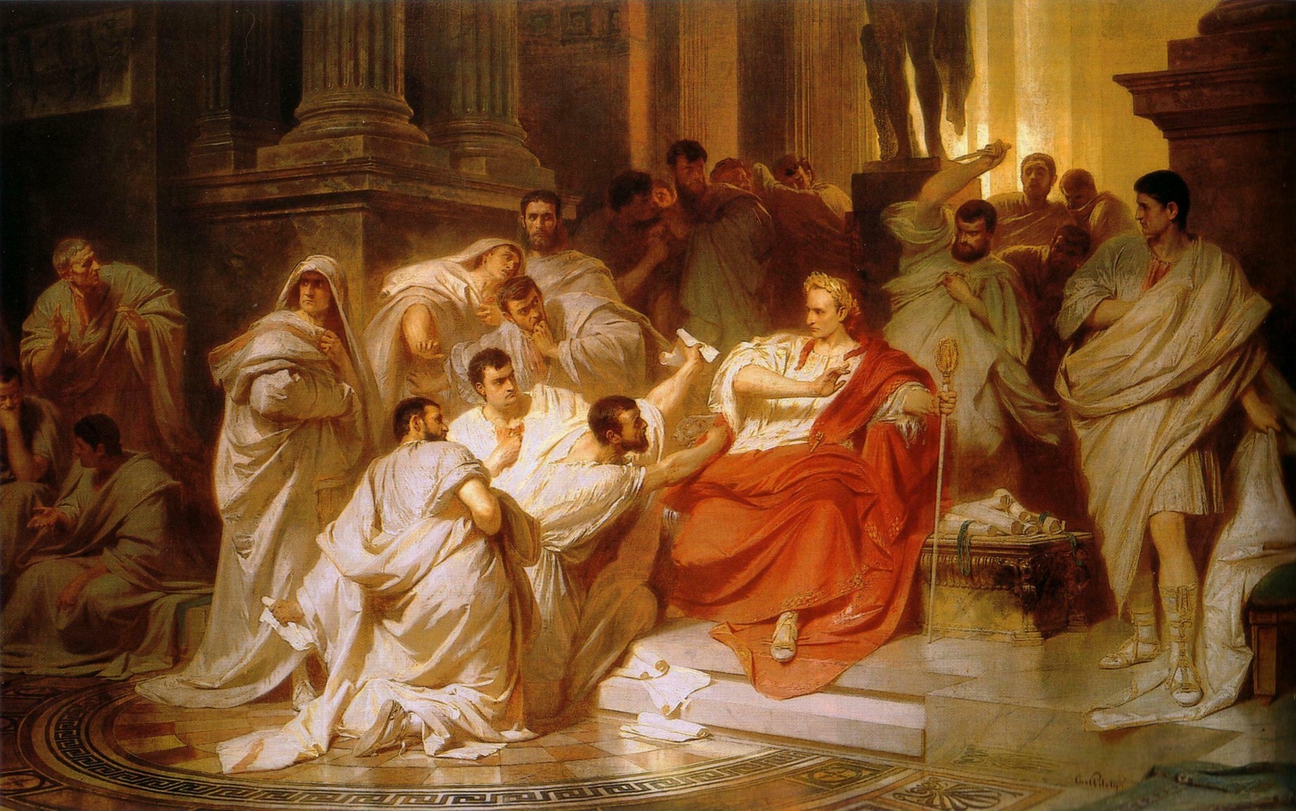 the importance of art in ancient rome