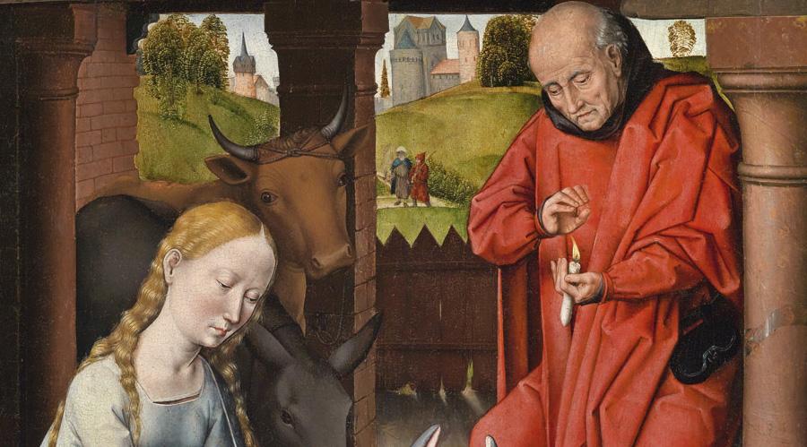 Hans Memling workshop Nativity