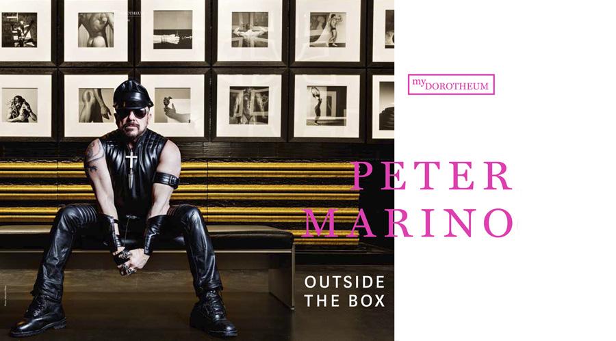 Peter Marino photo from Dorotheum MyArt Magazine