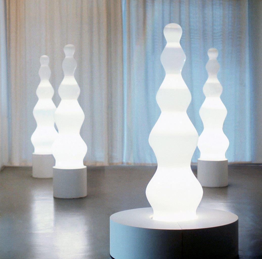 Otto Piene, Installation, 1966