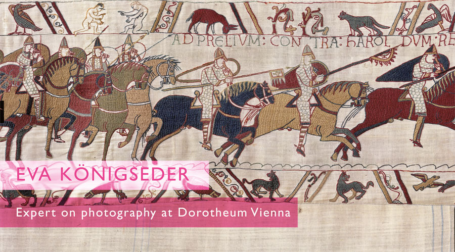 Bayeux Tapestry © Bayeux Museum