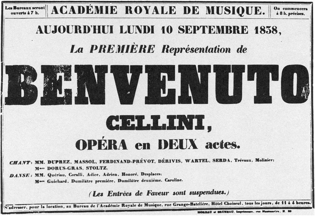 1024px-Poster_for_1st_performance_(10_Sept_1838)_of_Benvenuto_Cellini_by_Berlioz_-_Holoman_p191