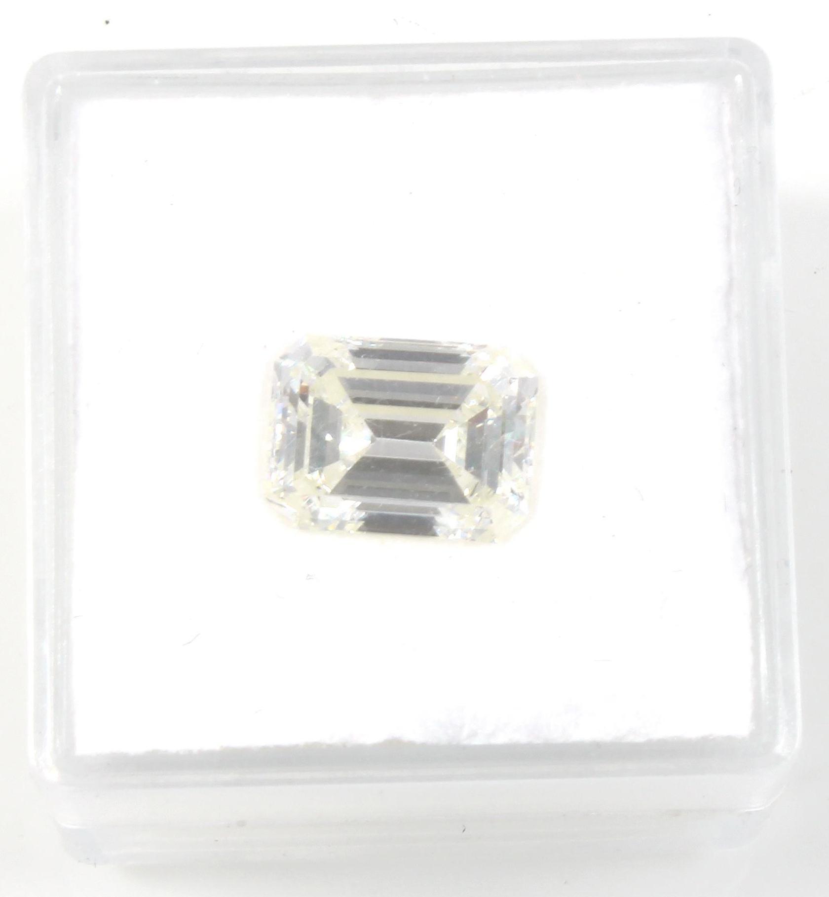 Loser Diamant 3,07 ct
