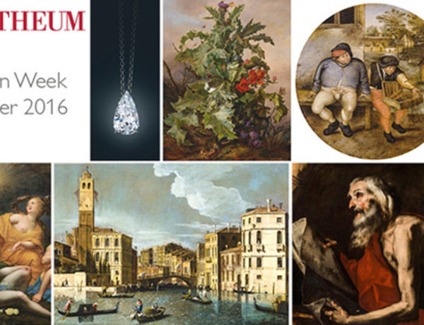 October 2016 auction week preview