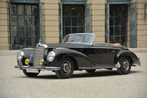 1953 Mercedes-Benz 300 S Roadster, erzielter Preis € 596.600