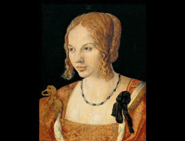 Albrecht Dürer - Portrait of a Young Venetian Woman