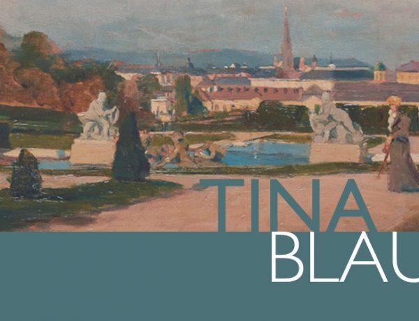 Tina Blau, view of Vienna from the Upper Belvedere, 1894/1895 Legat Peter Parzer, Vienna