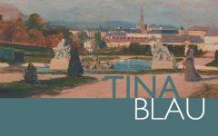 Tina Blau, Blick auf Wien vom Oberen Belvedere, 1894/1895 Legat Peter Parzer, Wien