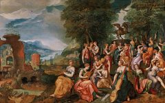 Marten de Vos, The Contest between the Muses and the Pierides - Old Master Paintings 25th April 2017, € 150,000 - 250,000
