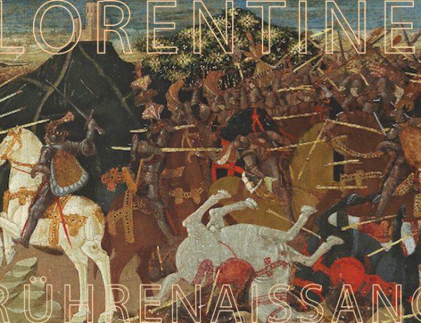 Apollonio di Giovanni, Die Schlacht von Pharaos, Tempera auf Gold auf Holz, 40 x 157,2 cm, Schätzwert € 40.000 – 600.000, Auktion am 25. April 2017