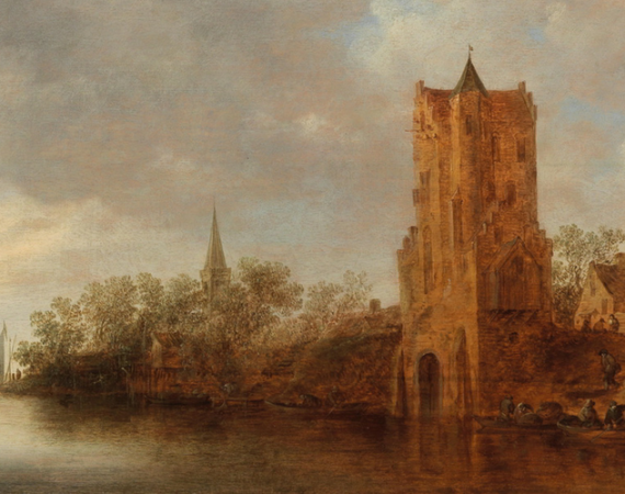 Prominent collections featured image Van Goyen