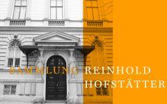 Sammlung Reinhold Hofstätter, Palais bei der Strudlhofstiege, der ehemalige Wohnsitz Hofstätters