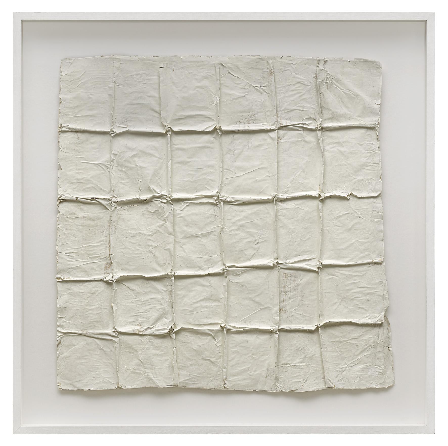 Weiß ist Farbe und war für die Zero-Künstler die bevorzugte Farbe ...