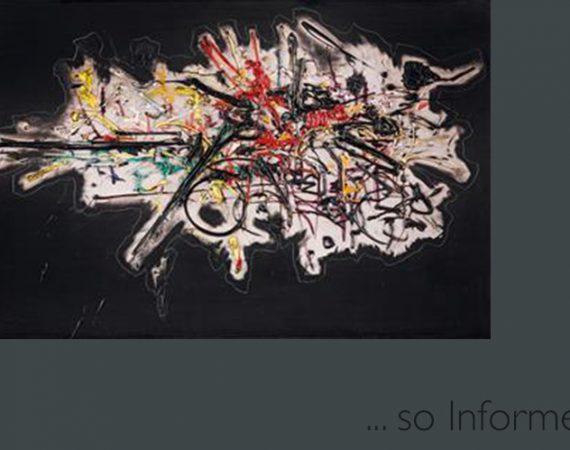 George Mathieu Informel abstrakte Kunst