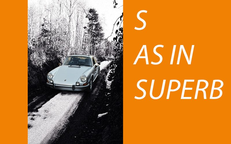 Classic Cars: Porsche 911 S