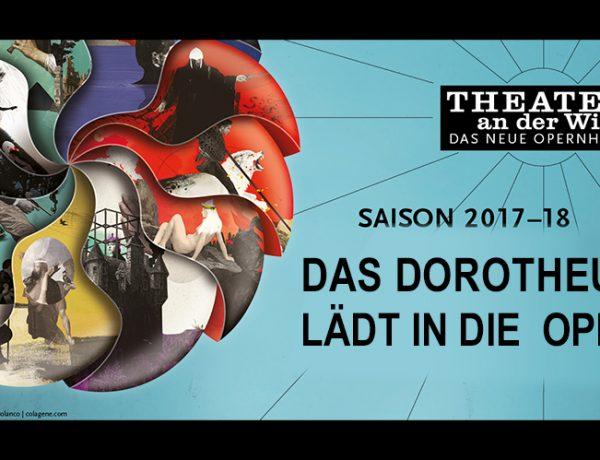 Theater an der Wien Kooperation mit Dorotheum 2017/18