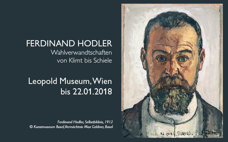 Ferdinand Hodler, Selbstbildnis, 1912 © Kunstmuseum Basel, Vermächtnis Max Geldner, Basel