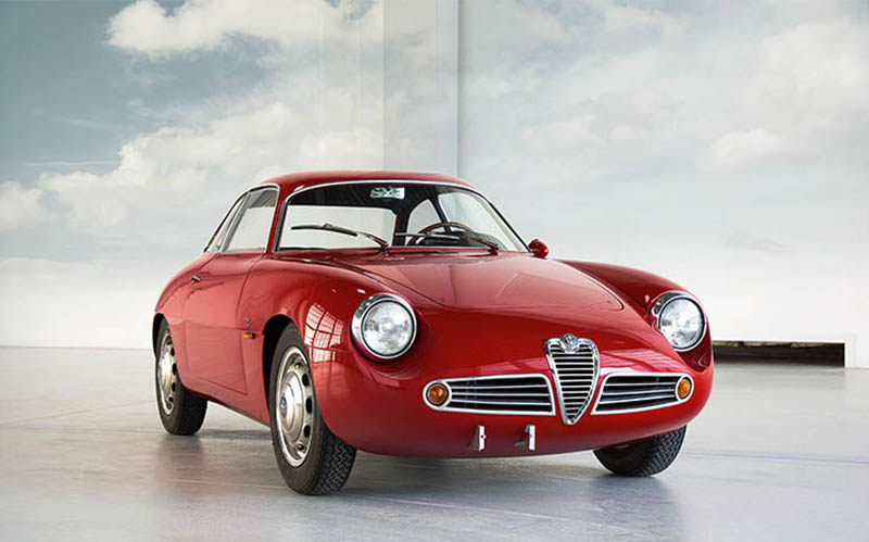 Giulietta Sprint Zagato Alfa Romeo