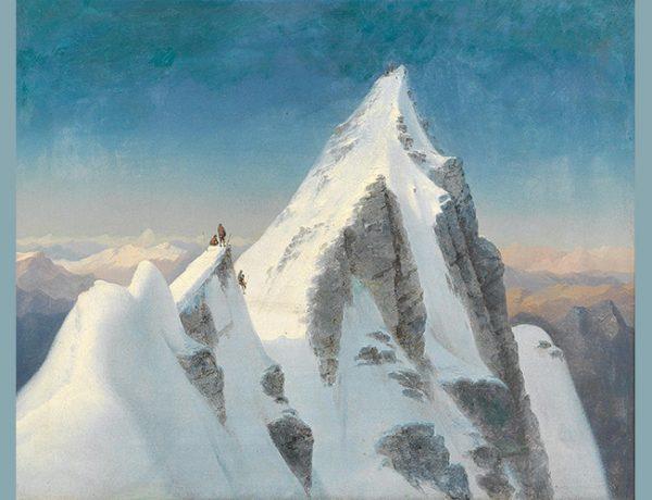 Großglockner Gemälde
