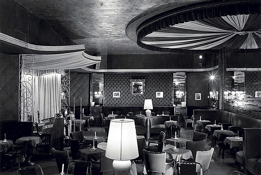Eden Bar, 1950er-Jahre, Foto: Eden Bar