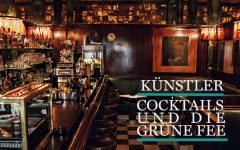 Die Loos Bar, ein Künstler treff seit 100 Jahren: von Oskar Kokoschka über den Art Club um Albert Paria Gütersloh bis Helmut Lang, Foto: Robin Roger Peller