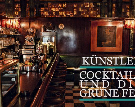 Die Loos Bar, ein Künstlertreff seit 100 Jahren: von Oskar Kokoschka über den Art Club um Albert Paria Gütersloh bis Helmut Lang, Foto: Robin Roger Peller