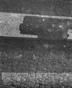 Asphalt photo series