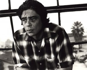 Elfie Semotan, Benicio del Toro