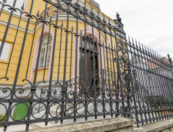 Aristocratic estates