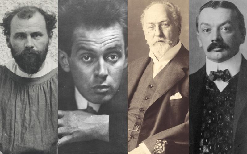 Centennial: Klimt, Schiele, Wager, Moser