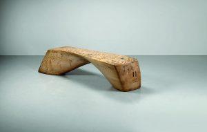 Ordrupgaard Bench Holz