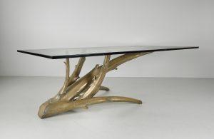 Tables: Manzù's branch