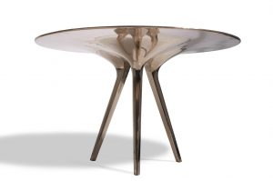 Tables: Adjaye Bronze Sniper