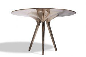 Tables: Adjaye Bronze Sniper