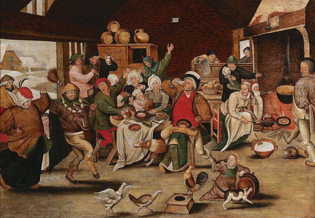 Auction week: Pieter Brueghel