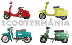 Scooter mania Dorotheum Auktion am 6. April 2018