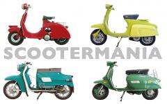 Scooter mania Dorotheum Auktion am 6. April 2018