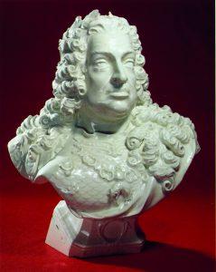 Büste Kaiser Karl