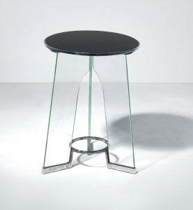 Beistelltisch Fontana Italien Glas