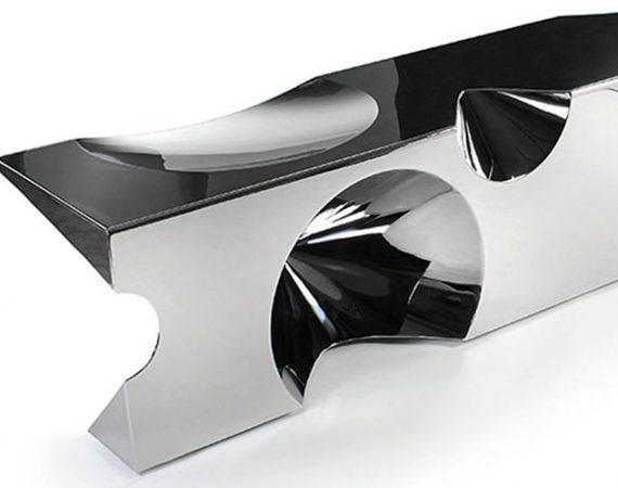 Design Sitzbank