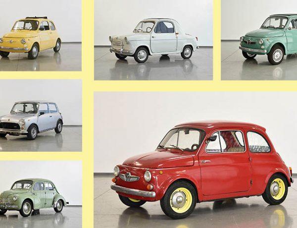 Puch Mini Fiat Renault Kleinwagen