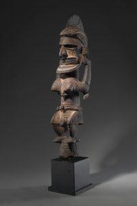 Stammeskunst Figur