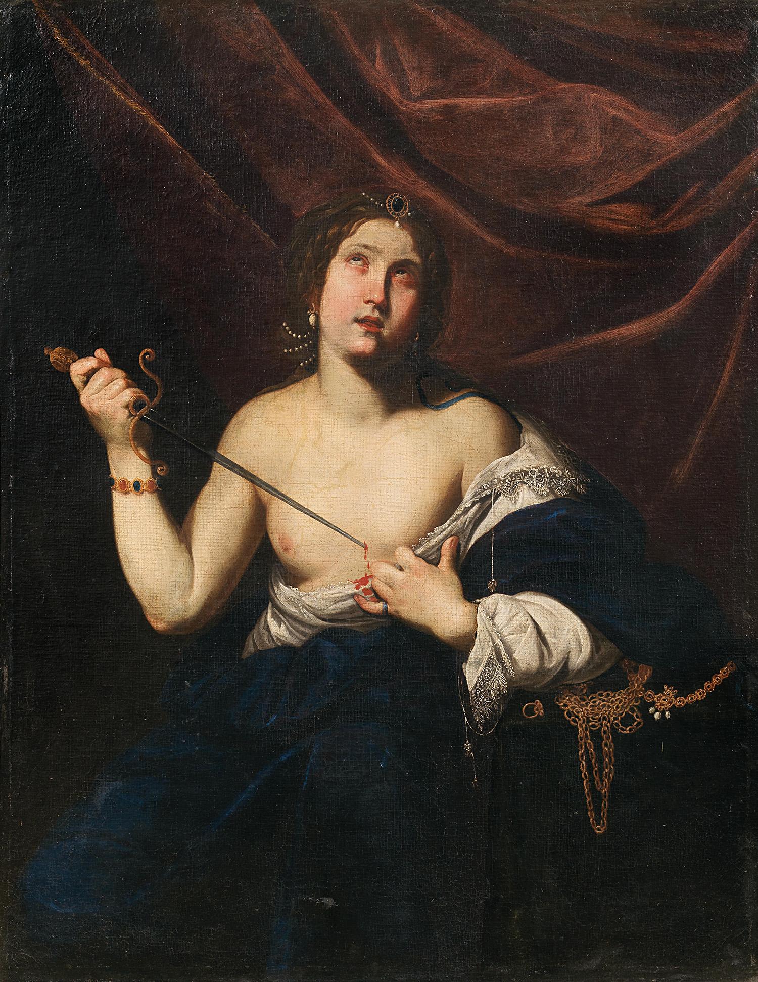 Powerful Women: Artemisia Gentileschi & Lucretia